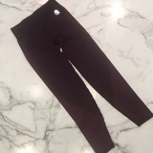 PINK seamless booty contour leggings
